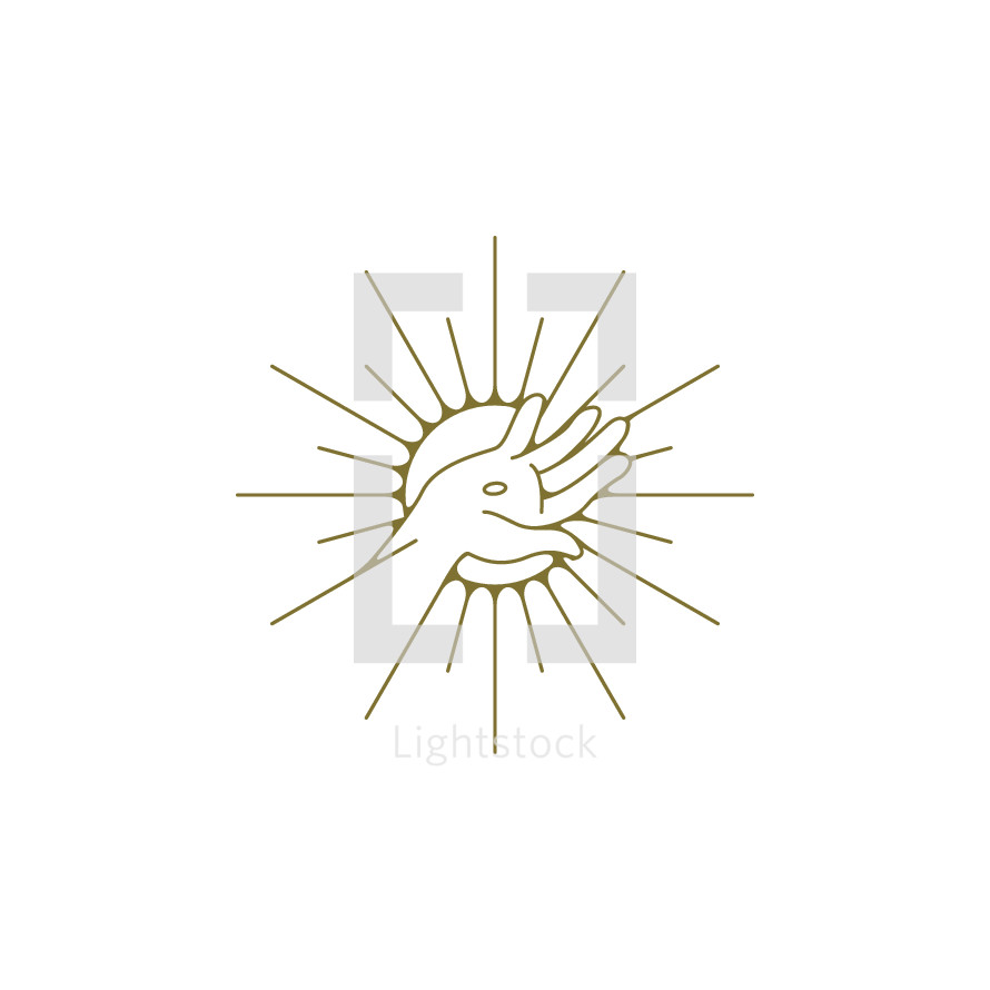 Hands of Christ