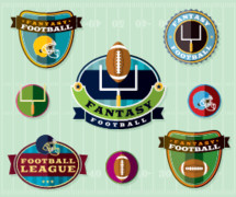 Fantasy football icons