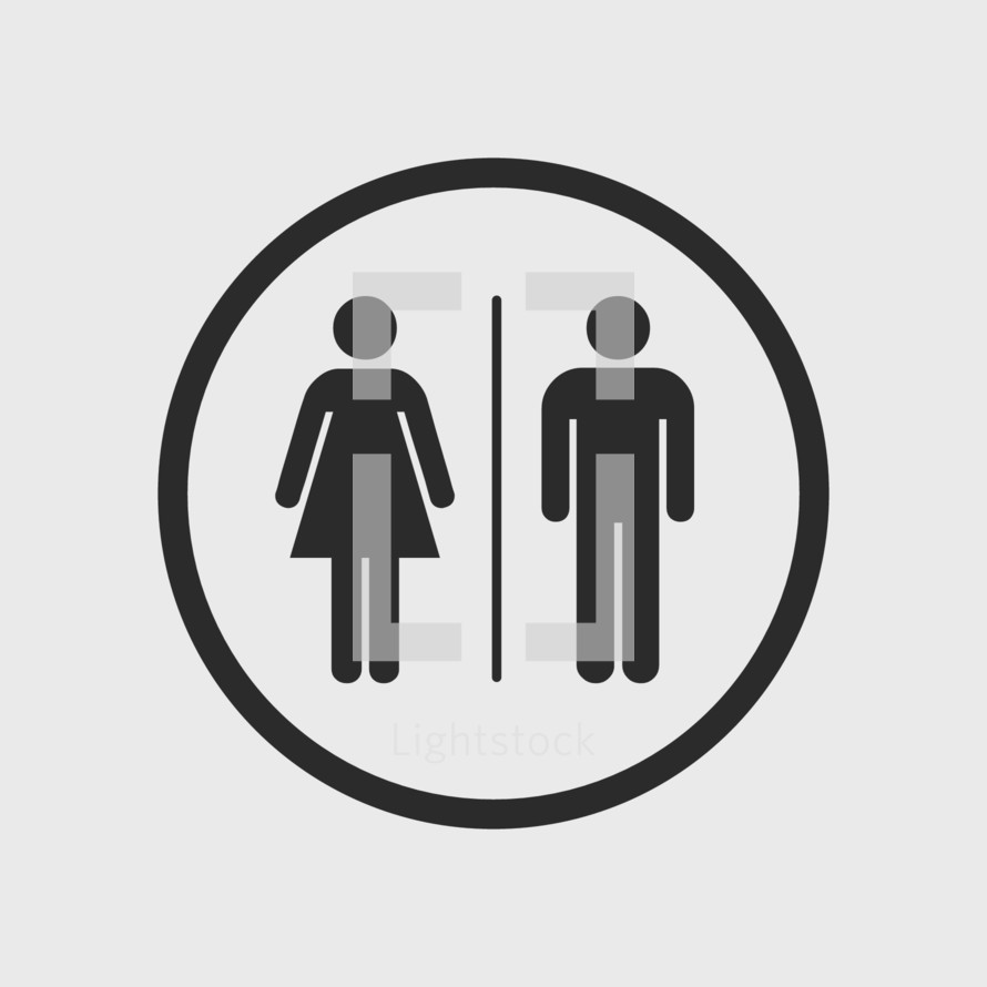 Man and a Woman in a marriage circle