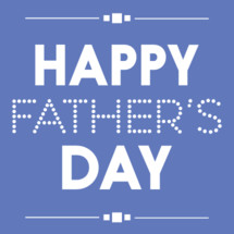 Father's Day Vector