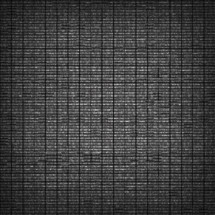 black textured background. Grainy texture with noise effect on dark gray background. The graphic element saved as a vector illustration in the EPS file format for used in your design projects.