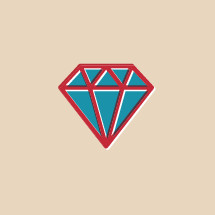 diamond icon.