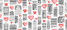 heart and homes background