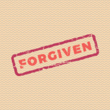 forgiven stamp