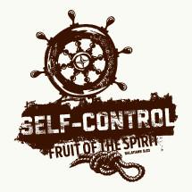 Fruit of the Spirit, self-control, Galatians 5:22
