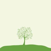 growing tree illustration.