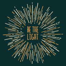 Be the Light design