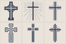 cross graphics