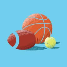 sports balls icon