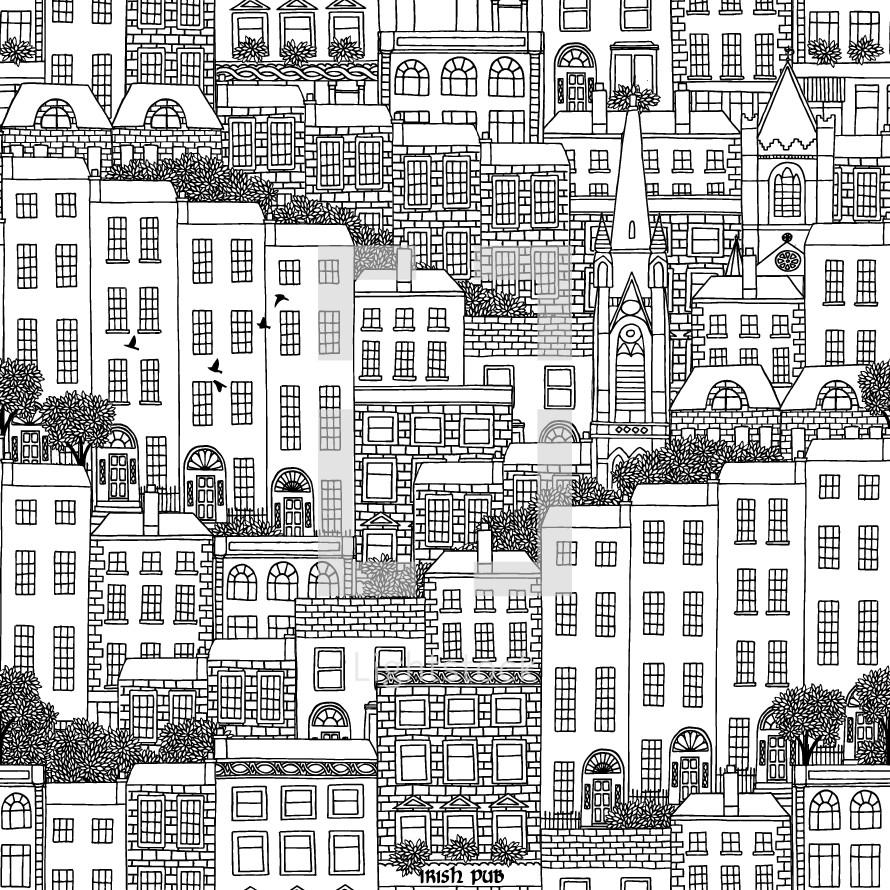 Dublin pattern