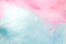 delicate pink and blue background