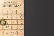 December 11th on a Christmas Advent calendar