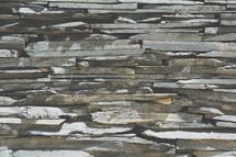 stacked stone background