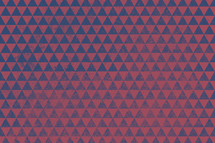 blue and pink triangle background