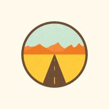 road ahead icon