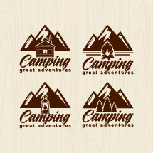 camping great adventure