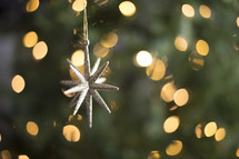 ornament on a Christmas tree