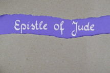 Epistle of Jude