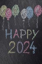 Happy 2024