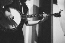 banjo , bluegrass, folk