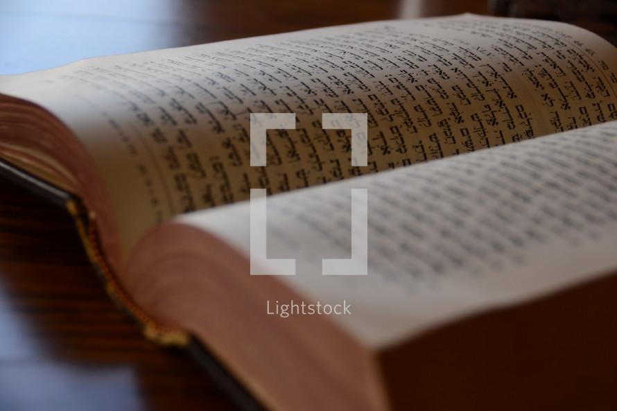 Hebrew scripture