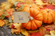 happy Fall Background