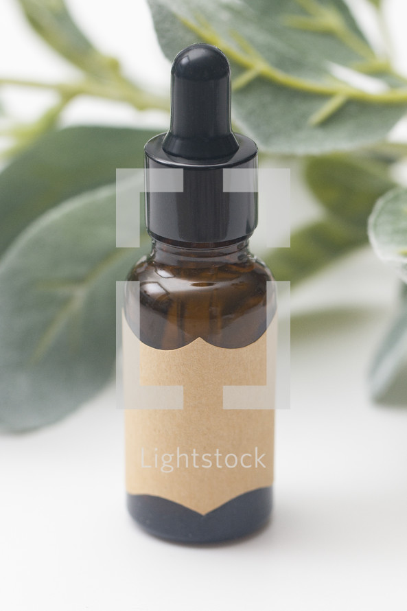 sage Essential Oil with Customizable Label