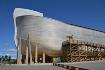 Only Editorial !!!        Noah's Ark full scale replica in Kentucky 