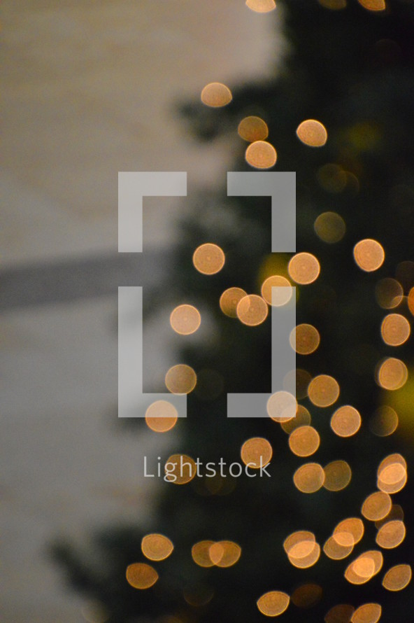 Christmas tree bokeh for Christmas in yellow, white and green.  bokeh, lights, circles, circle, christmas, yellow, green, white, background, abstract, festive, decorate, illuminate, illuminated, illumination, illuminating, Christmas ball, Christmas tree ball, Christmas glitter ball, bauble, balls, ball, baubles, sphere, spheres, bulb, bulbs, ornament, ornaments, decoration, deco, decorations, bright, shining, shine, tree, Christmas tree, hanging, lametta, tinsel, fir, fir branch, branch, fir-bough, cone, fir cone, pine