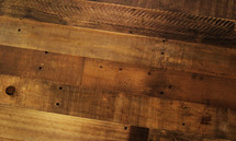 wood floor background  - Reclaimed oak shipping crates