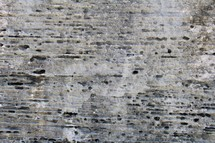 Eroded grey stone background