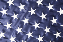stars on an American flag