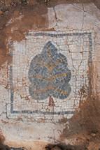 tree - mosaic tile art