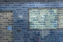 word police in various languages
