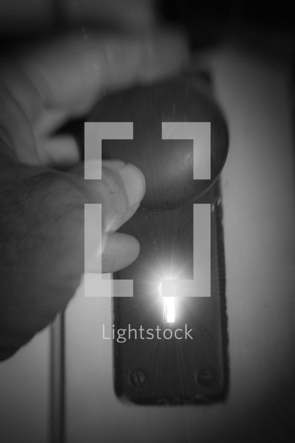 Open a door to the light