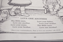 A children's book about loving one another.