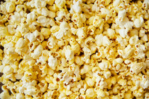 popcorn background.