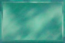 green framed background