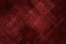 red plaid abstract background