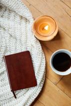 fall Bible study scene