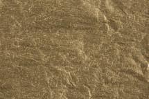 gold crinkled paper background