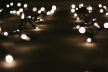 string of Christmas lights