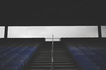 seats in a stadium