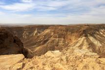 canyons in Jordan