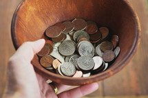 bowl of change