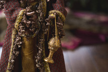 wisemen figurine