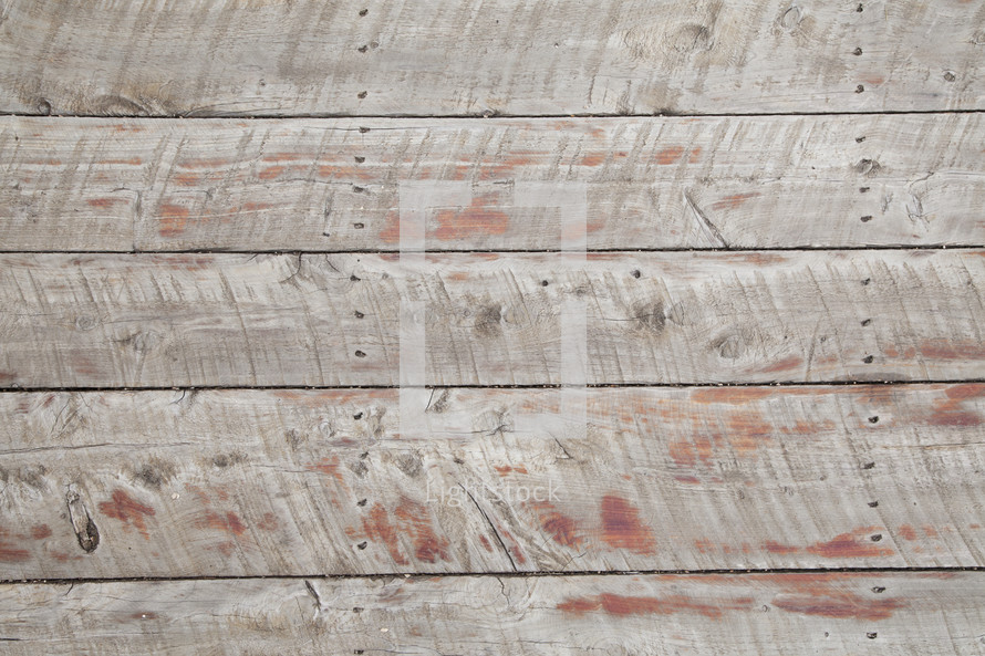 scratches on a wood floor