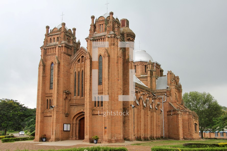 brick cathedral