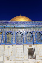 The Rock Dome -  Mosque of Omar Jerusalem