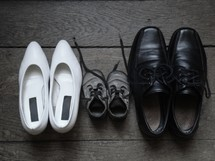family - shoes, 